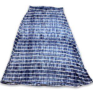 Torrid NWT Tie Dye Jersey Knit Maxi Skirt Size 1 1